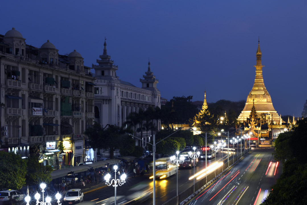 Myanmar sets broadband and 5G targets